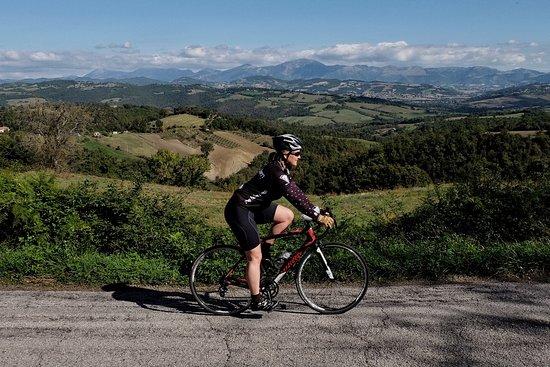 Rivotorto, Italien: Our beautiful tour through Umbria!