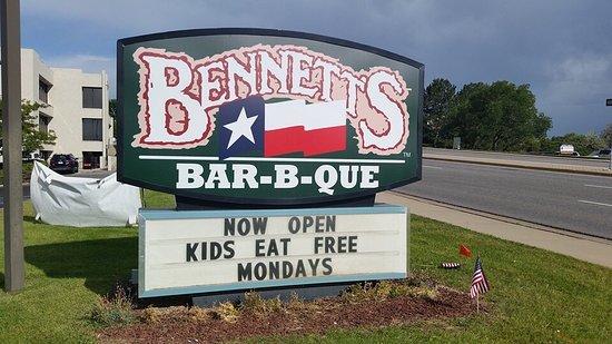 Centennial, CO: Bennett's BBQ