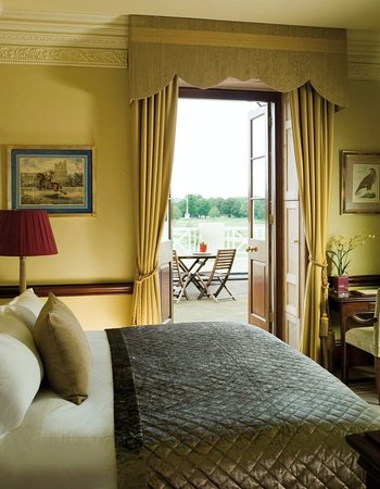 Stoke Poges, UK: Classic Mansion Room