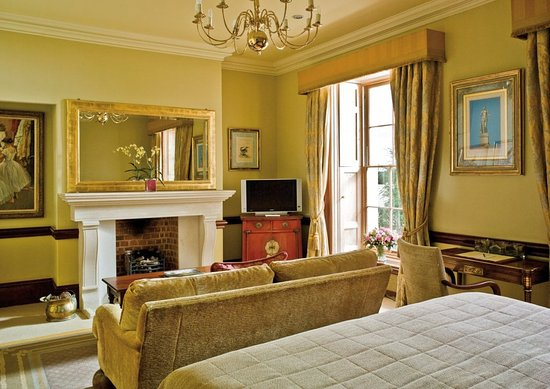 Stoke Poges, UK: Terrace Suite Mansion
