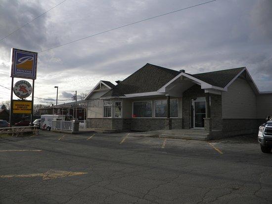 Princeville, Canada : Nouvel agrandissement depuis novembre 2014