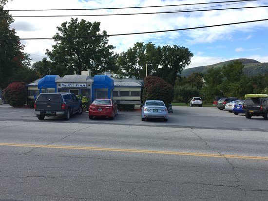 Bennington, VT: The Blue Benn