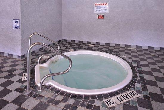 Fernie, Canada: Hot Tub