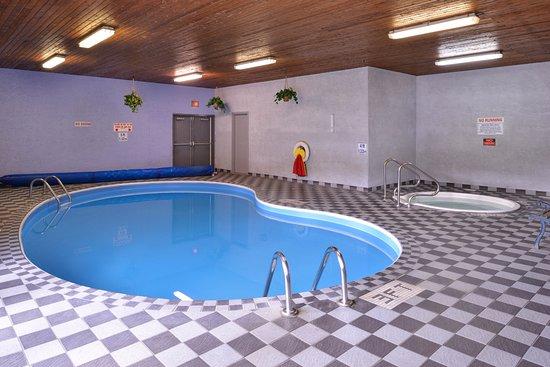 Fernie, Canada: Indoor Pool