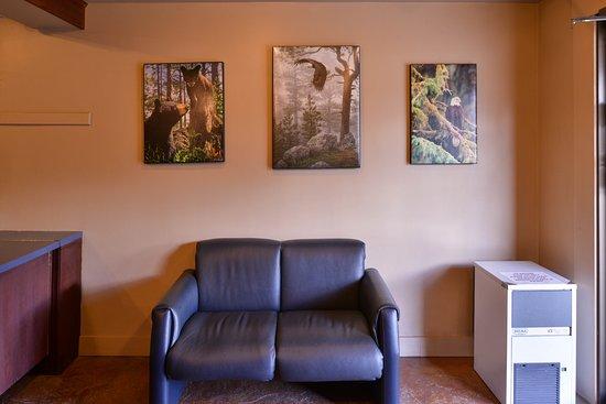 Fernie, Canadá: Sitting Area