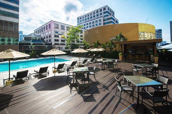 Holiday Inn Bangkok Silom: Swimming Pool