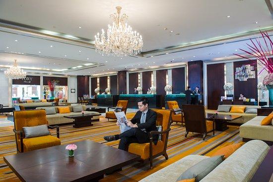 Holiday Inn Bangkok Silom: Hotel Lobby