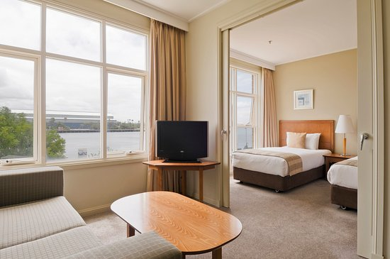 Crowne Plaza Newcastle: Twin Bed Guest Room