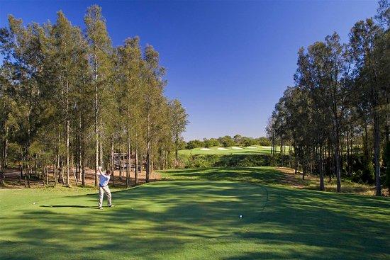 Lovedale, Australia: Golf Course