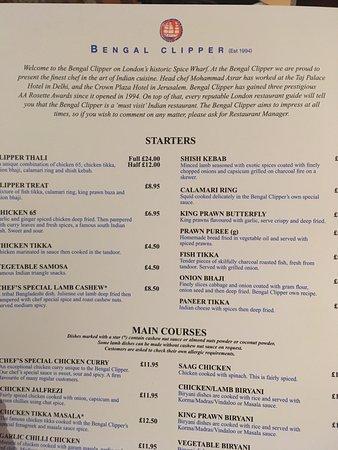 Indian Restaurants Near Shad Thames