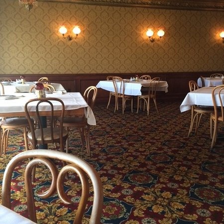 Abilene, KS: One of several Dining Rooms