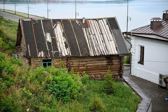 Republic of Tatarstan, Rusia: Свияжск - остатки старого города