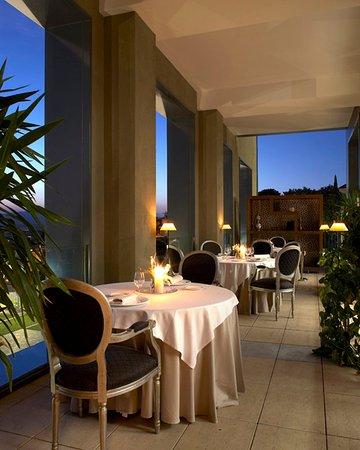 إي سي هوتل بالاو دو بلافيستا باي ماريوت: 'Numun' Restaurant