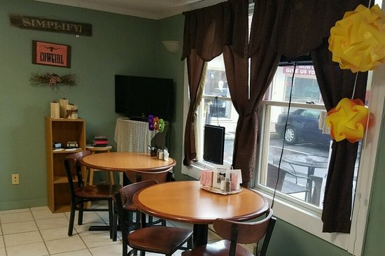 Tagua Nut Gift Shop & Cafe: Cafe