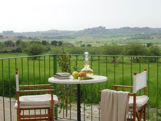 Lloret de Vista Alegre, İspanya: Apartment terrace
