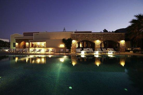 Photo of Rose Bay Hotel Kamari