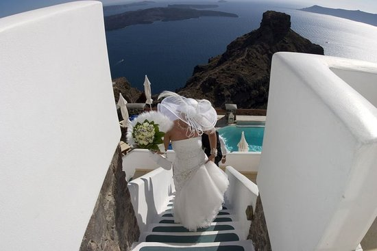 Tholos Resort: Weddings - Making your dream a perfect reality...