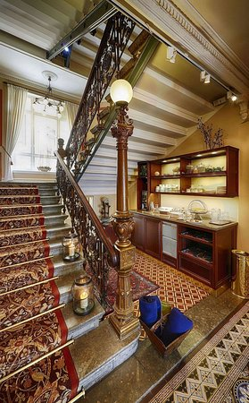 Hotel Royal Gothenburg: Staircase