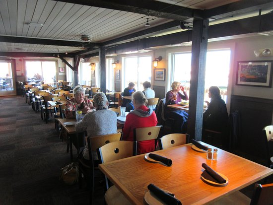 Newburyport, MA: Dining Deck
