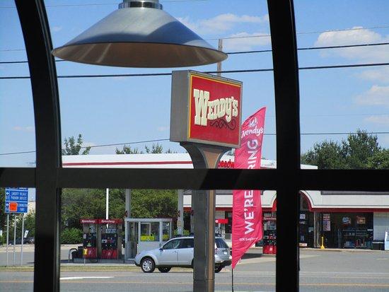 Flemington, نيو جيرسي: Wendy's in Flemington