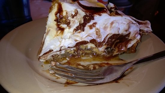 Delta, CO: Chocolate Carmel Pie