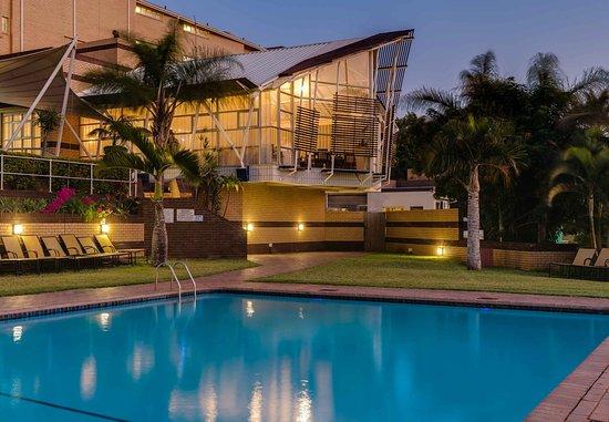 Illovo Beach, แอฟริกาใต้: Outdoor Pool