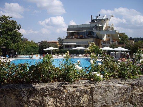 Parco delle Piscine: Basen główny