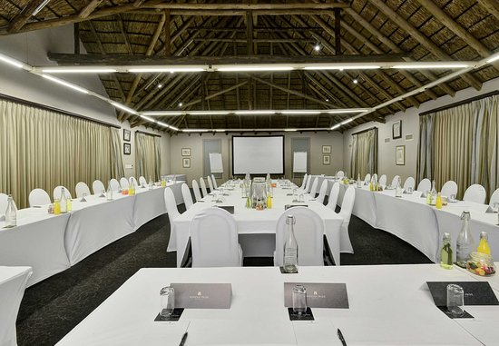 Magaliesburg, Güney Afrika: Conference Room - U-shape Setup