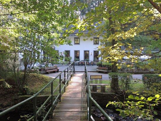 Hotel-Restaurant Perlenau Foto