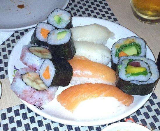 Restaurante sushicolor en c rdoba con cocina japonesa for Cocina 33 cordoba