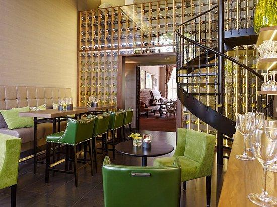 Vaals, هولندا: Bloemendal - Wine Bar