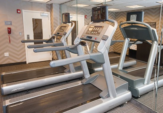 Hoover, Алабама: Fitness Center - Cardio Equipment