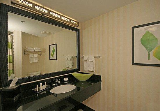 Elkin, Kuzey Carolina: Suite Bathroom