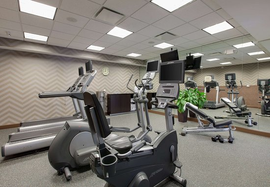เบดฟอร์ดพาร์ก, อิลลินอยส์: Fitness Center