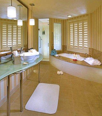 Aliso Viejo, Καλιφόρνια: Executive Suite Bathroom