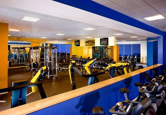 Aliso Viejo, Kaliforniya: Fitness Facilities