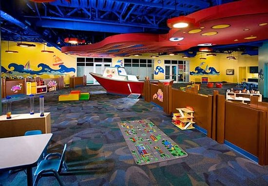 Aliso Viejo, Kaliforniya: Kids World