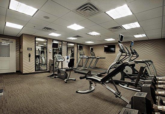 Egg Harbor Township, นิวเจอร์ซีย์: Fitness Center