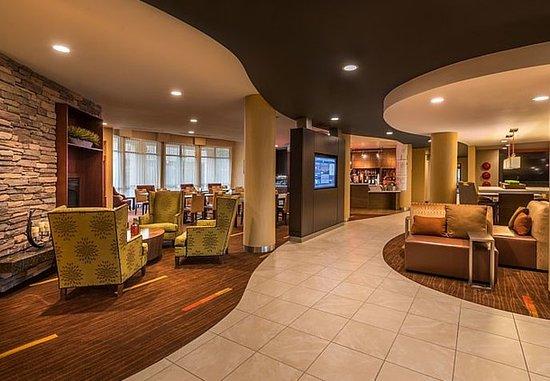 คาร์สันซิตี, เนวาด้า: GoBoard® & Lobby Seating Area