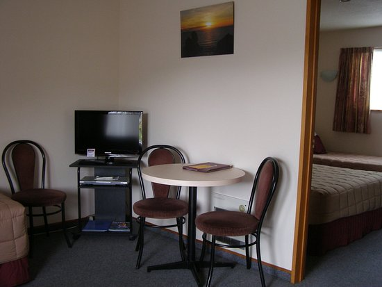 Greymouth, Nowa Zelandia: One bedroom unit