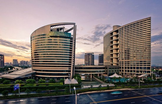 Shangyu, China: Exterior View