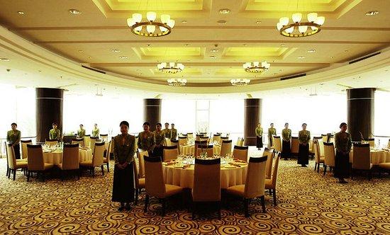 Shangyu, China: Restaurant View