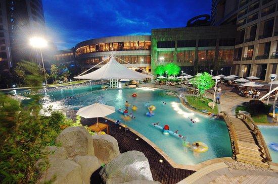 Shangyu, Cina: Pool