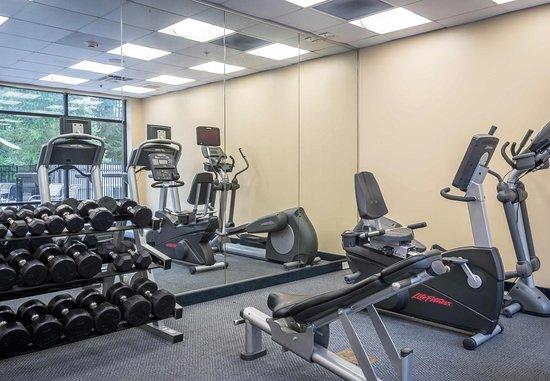 Statesboro, Geórgia: Fitness Center