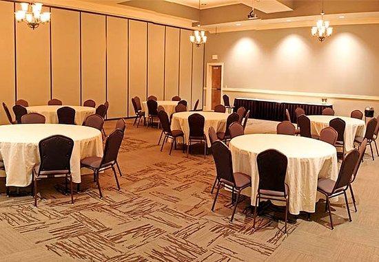 Statesboro, جورجيا: Conference Center – Banquet Setup