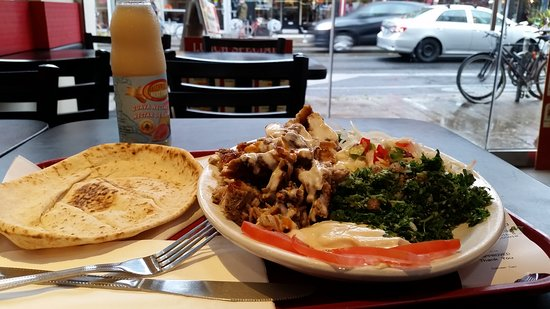 Photo of Fast Food Restaurant Sarah's Falafel & Shawarma at 487 Bloor St W, Toronto M5S 1Y2, Canada
