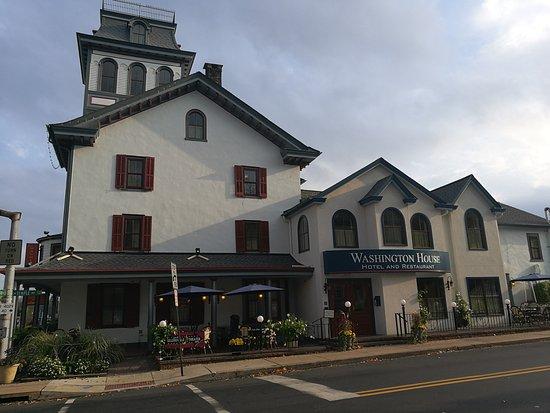 Sellersville, Πενσυλβάνια: Washington House