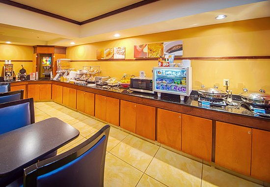Highlands Ranch, CO: Breakfast Bar