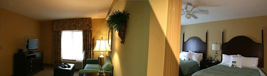 Davidson, Carolina del Norte:  Double Bed Suite