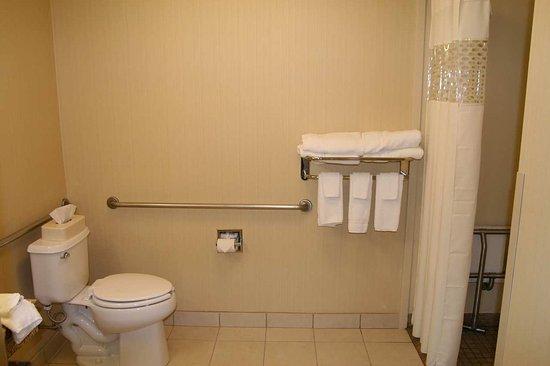 Lenox, MA: Accessible Bathroom